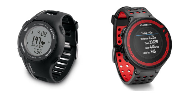test garmin forerunner 220 montre running gps garmin france running addict. Black Bedroom Furniture Sets. Home Design Ideas
