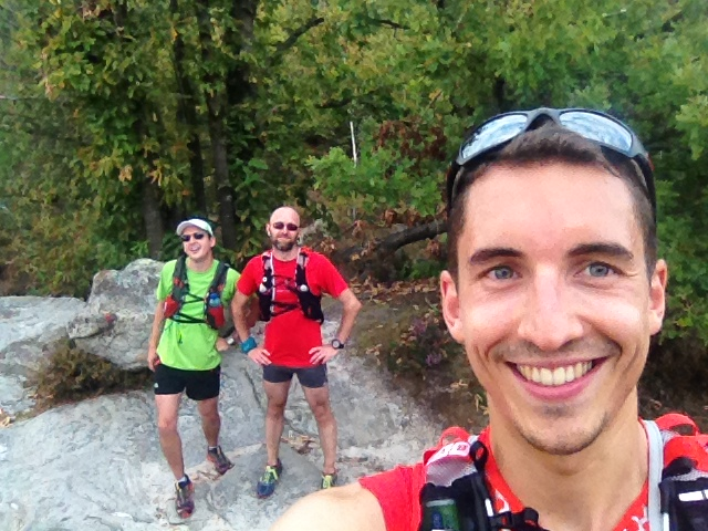 circuit des 25 bosses trail running fontainebleau