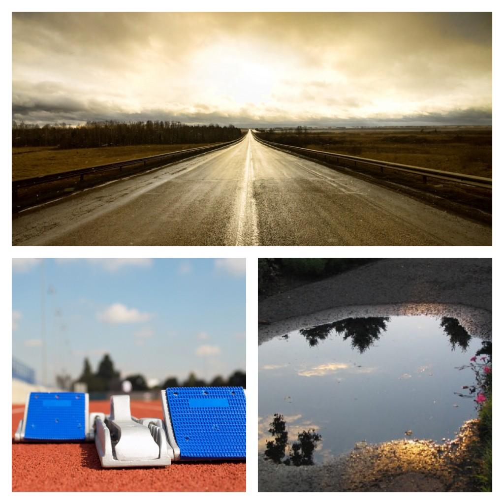 je suis un running addict, piste, trail, route et cross, j'aime tout