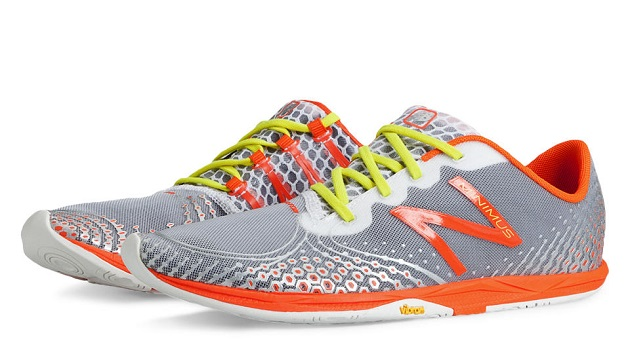 test chaussure running new balance