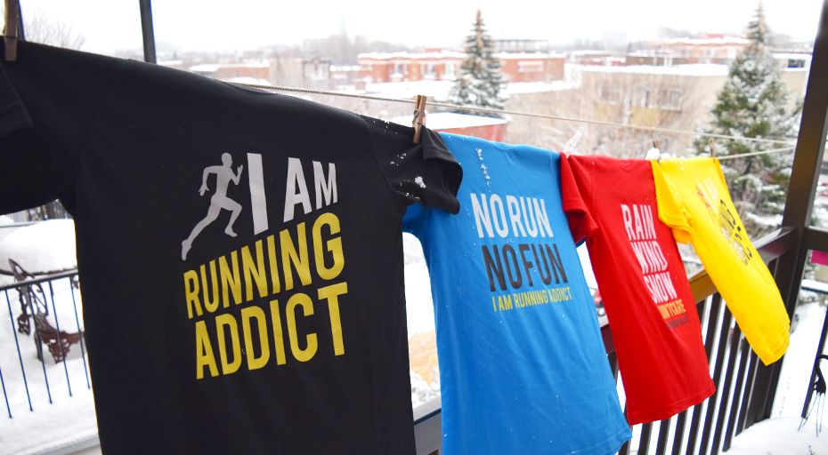 Un cadeau made in Running Addict
