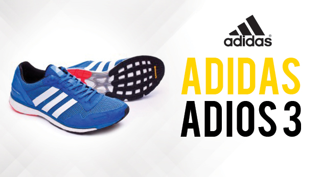 aee8756baaffd Adidas Adios 3   Boost tes performances ! - Running Addict