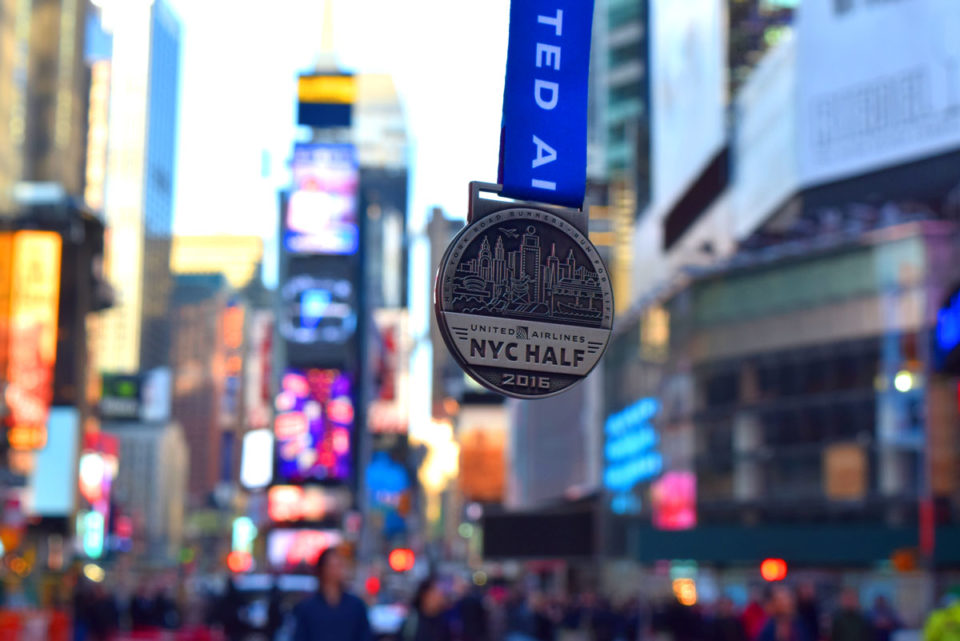 Semi marathon de New York 2016