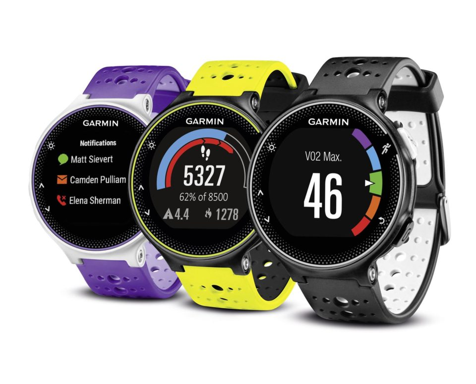 test garmin forerunner 230 et 235 montre gps running addict. Black Bedroom Furniture Sets. Home Design Ideas