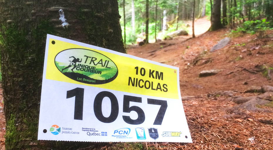 trail lac beauport 2016