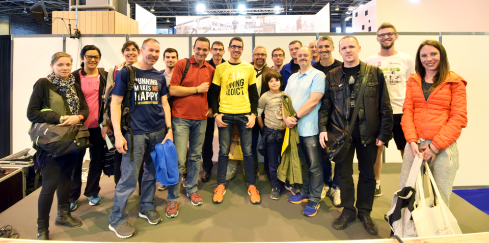 Conférence Running Addict