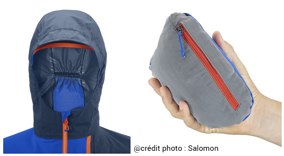 Veste Trail Salomon Bonatti Surf The Web Camping-Flaschen & Thermoskannen Camping-Trinkflaschen & Trinksysteme