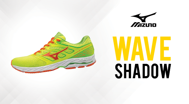 Test Mizuno Wave Shadow