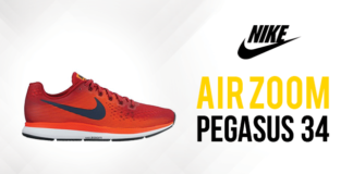 Test Nike Air Zoom Pegasus 34 : un mythe !