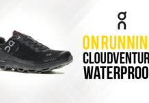 On Running Cloudventure waterproof : à l'épreuve du Québec !