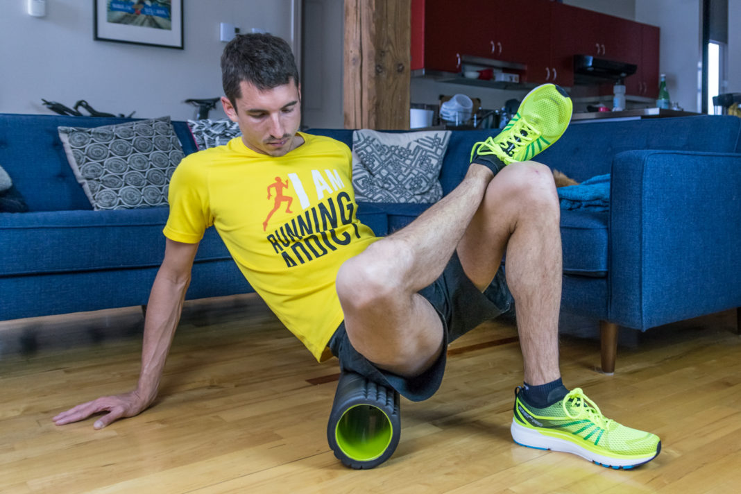 Foam Roller : l'indispensable rouleau de massage