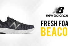 Test New Balance Fresh Foam Beacon : un vrai chausson !
